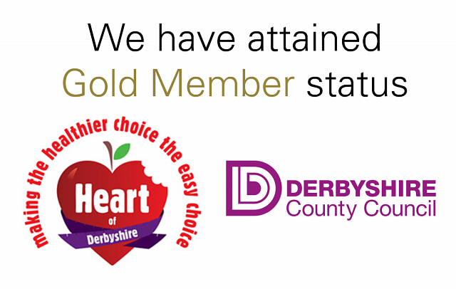 Heart of Derbyshire Gold Member Status
